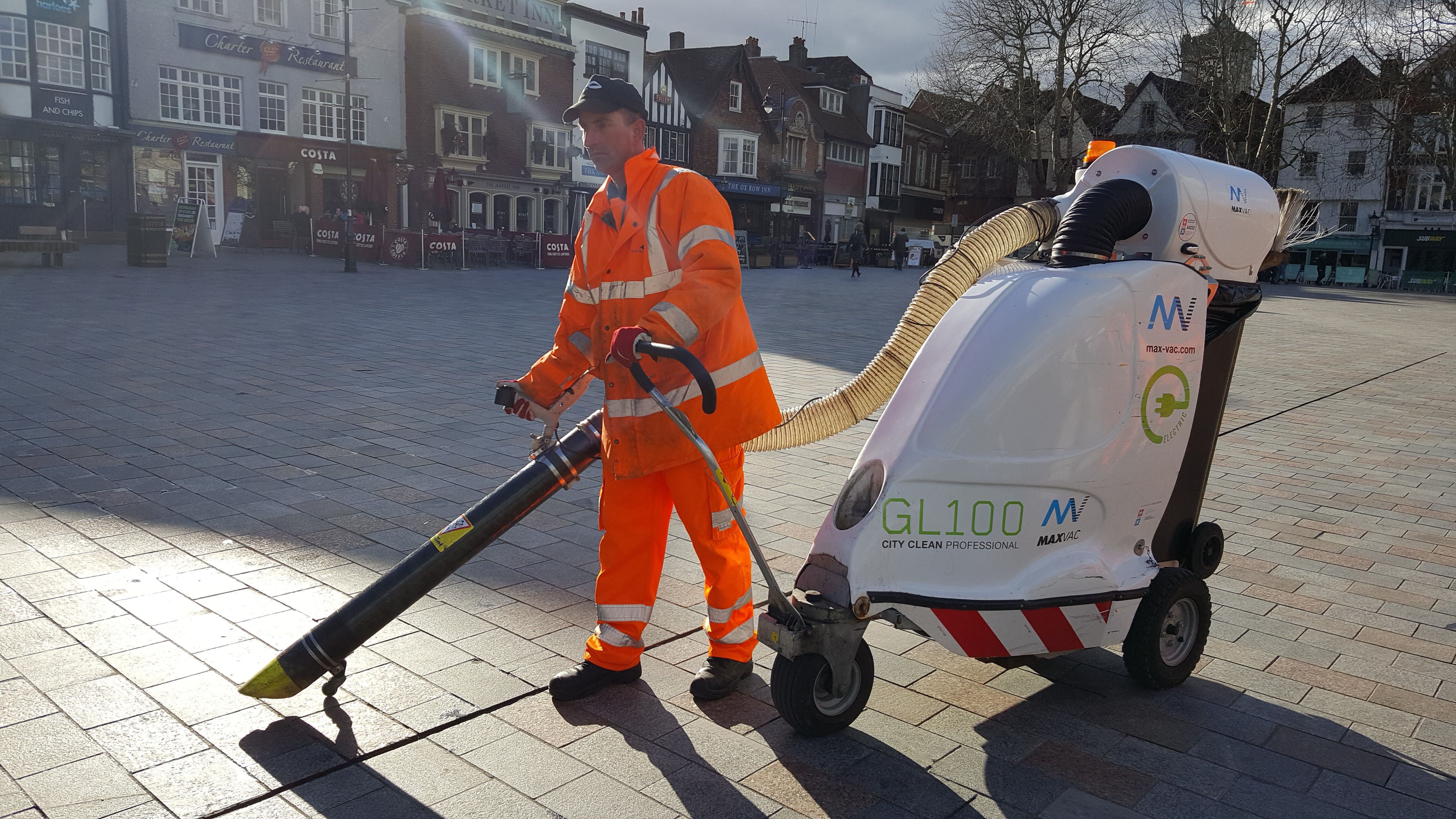 Salisbury cleaner